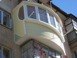 объединение комнаты и балкона в Череповце