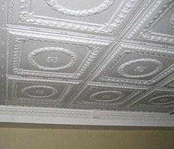 Потолочная плитка г.Череповец, плитка на потолок